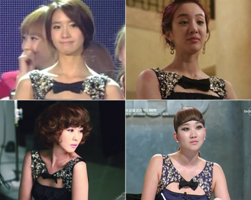 Who Wore It Best: Girl's Generation's Yoona, Jung Ryu Won, Kim Nam Joo, Jang Yoon Joo Edition