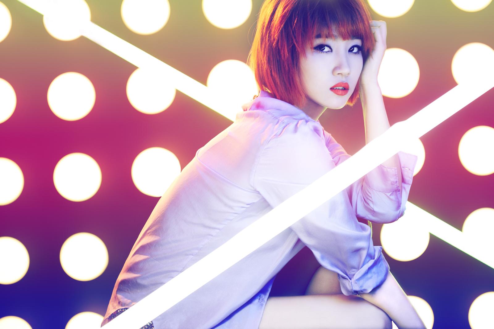 Wonder Girl's Ye Eun Receives Her Driver's License