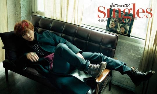 """SHINee's Onew: """"I Fell in Love with Lee Na Young at First Sight"""""""