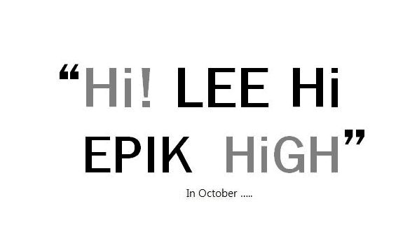 YGE Updates Cryptic Message: Lee Ha Yi and Epik High Will Promote In October