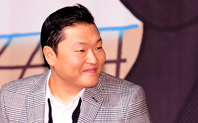 PSY's Reaction to Reaching #2 on Billboard's Hot 100