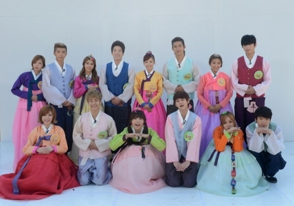 Happy Chuseok Greetings From Our Lovely Celebrities