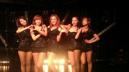 Wonder Girls Shows Fans Love With Live Chats And Performances in New York