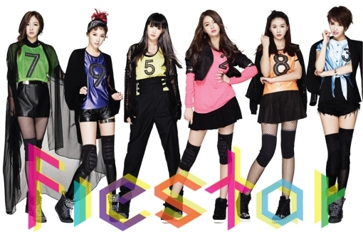 FIESTAR Has Their Debut Performance on Inkigayo