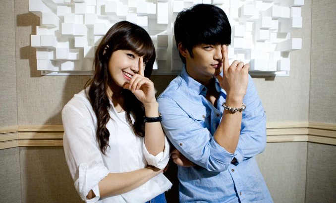 A Pink's Jung Eun Ji and Seo In Gook Have a Couple Photo Shoot for @star1 Magazine