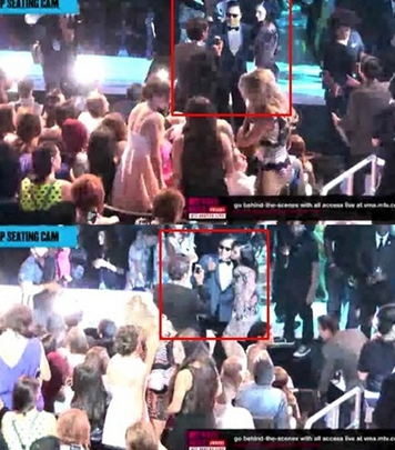 Katy Perry Kissed a Gangnam-Style Oppa and He Liked It