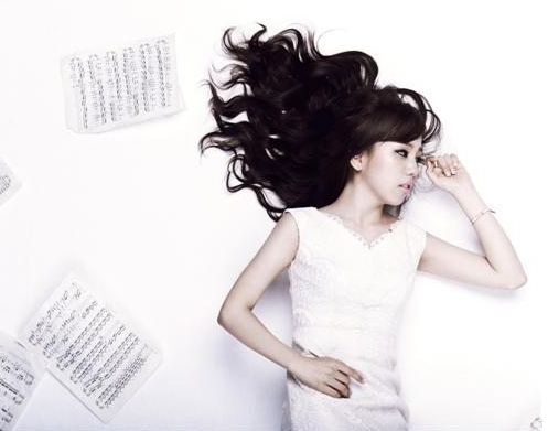 """""""K-pop Star"""" Contestant Baek Ah Yeon Releases Debut Album and Music Video for Debut Single """"Slow Song"""""""