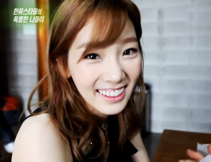 Girls' Generation Taeyeon is Pretty Even at Sea