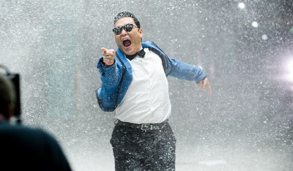 Psy Ranks 2nd on US iTunes Chart, Also Becomes Most Liked Video on YouTube