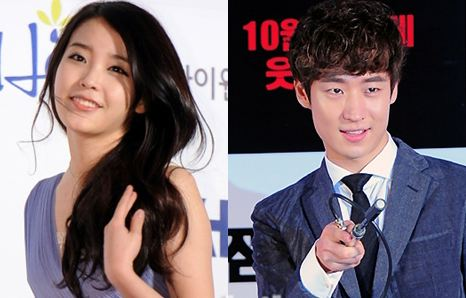 """Singer IU, as a Fan, Gives """"Architecture 101"""" Actor Lee Je ..."""