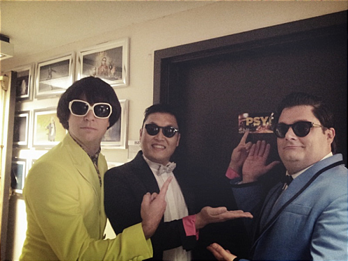 """Saturday Night Live"" Gets Saturday Night Fever for Psy on Premiere of 38th Season"