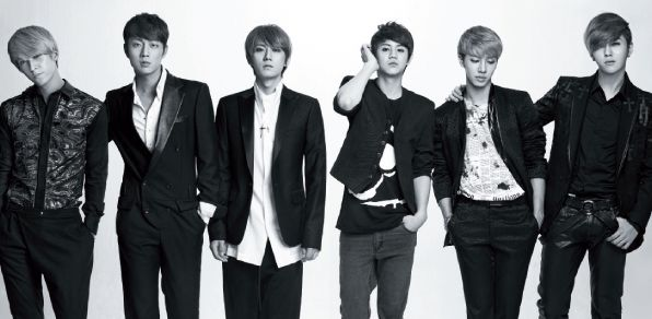 beast are chic in individual shots and talk about each other for