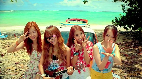 Soompi's 2012 Top Ten K-Pop Summer Songs