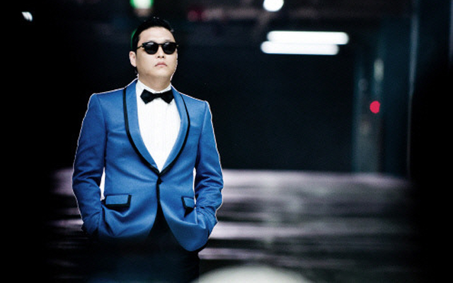 PSY Breaks US iTunes Chart's Top 20