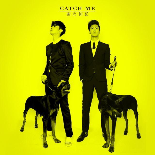 "DBSK Releases Comeback MV ""Catch Me"""