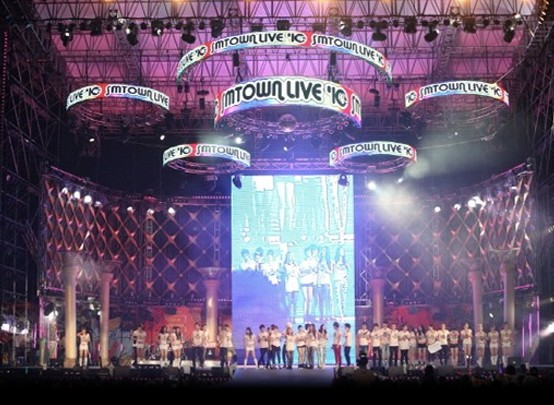 SMTOWN Live Tour III Will Be in Singapore on November 23