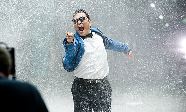 "The Guardian Thinks Stereotypes of East Asian Men Contributed to ""Gangnam Style's"" Success"