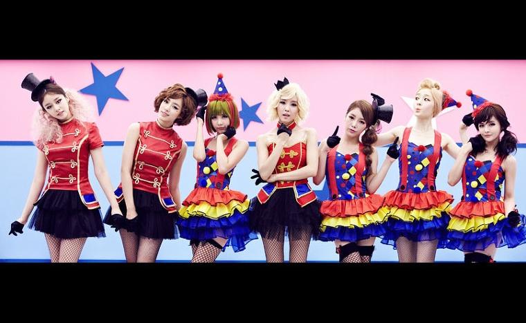 """T-ara Pre-Records Comeback Performance for """"M!Countdown"""""""