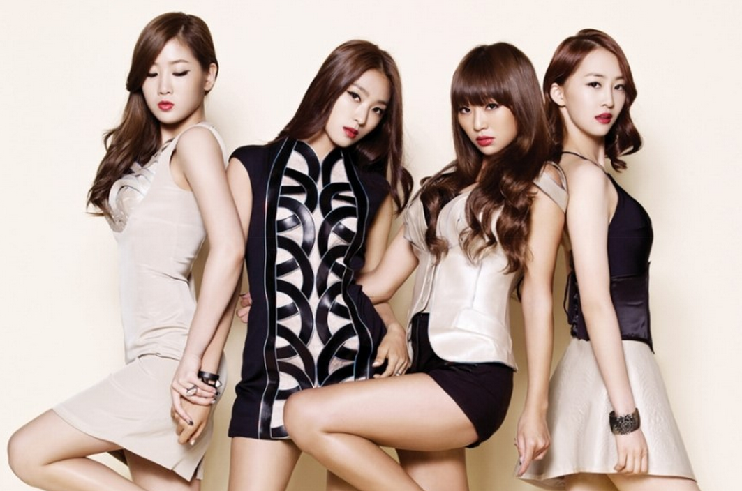 Dasom Talks about SISTAR's Custom of Walking Around in Their Underwear & Showering Together