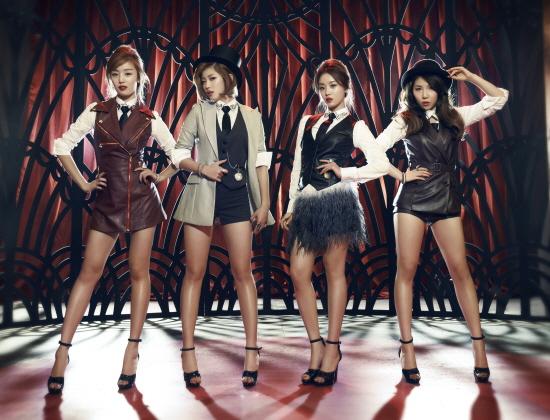Weekly K-Pop Music Chart 2012 – September Week 5