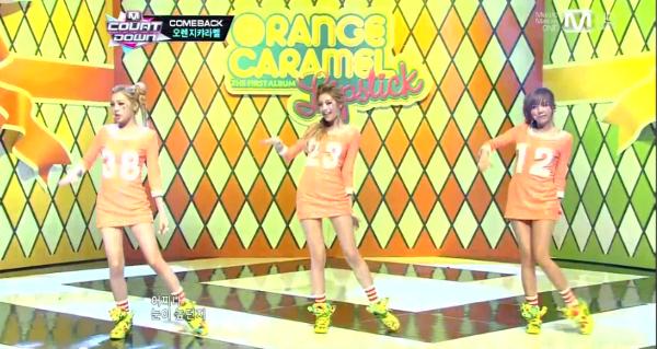 Mnet M! Countdown – September 13, 2012