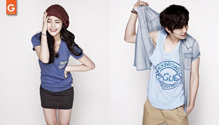 IU and Yoo Seung Ho Have a Strange Chemistry