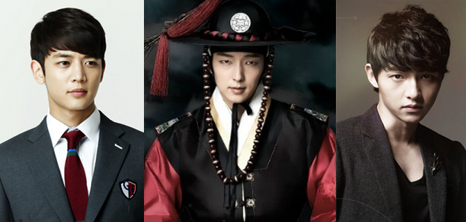 """""""Arang and the Magistrate"""" Takes Lead over """"Nice Guy"""" and """"To the Beautiful You"""""""