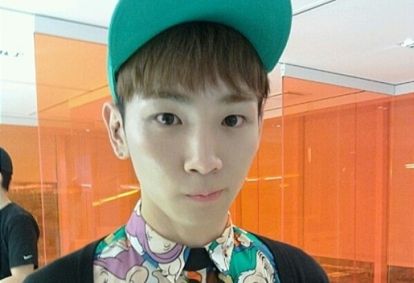 SHINee's Key Flaunts Funky and Playful Outfit on Me2Day