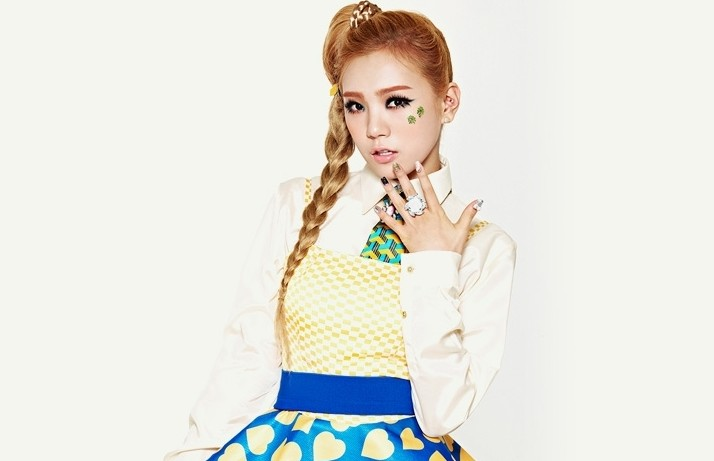 "After School's Lizzy: ""I'm the Original Busan Accent Idol and A Pink's Eunji Took My Title"""