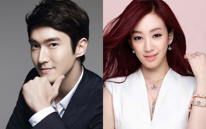 """Super Junior's Choi Siwon Surprises """"The King of Drama's"""" Co-Star Jung Ryeo Won"""