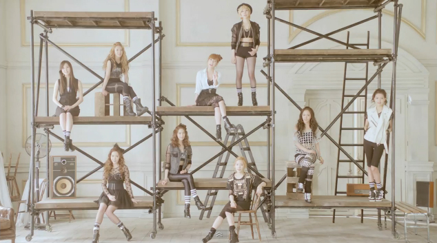 """Girls' Generation Releases MV for New Japanese Song """"All My Love Is For You"""""""
