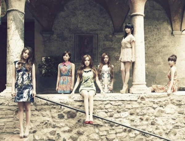 T-ara to Release Special Limited Edition European Pictorial Album on September 25
