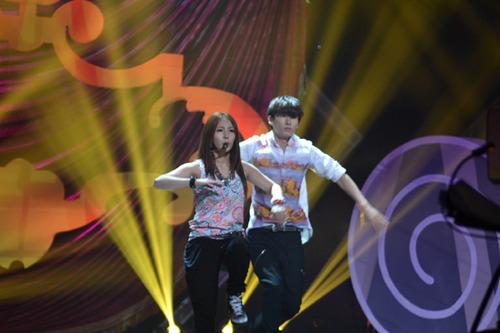 Super Junior's Eunhyuk Proves Friendship with BoA Through Text