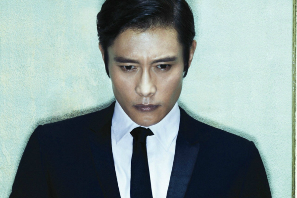 Lee Byung Hun is October Cover Model for Arena Homme+