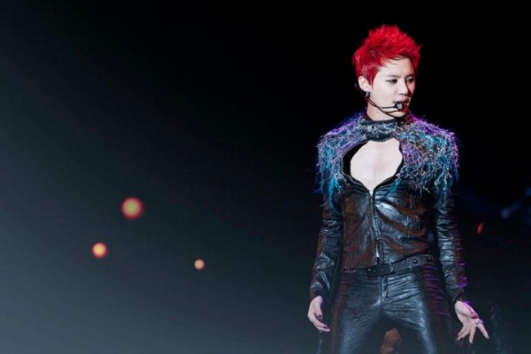 JYJ's Junsu Wraps Up US Tour and Heads to South America