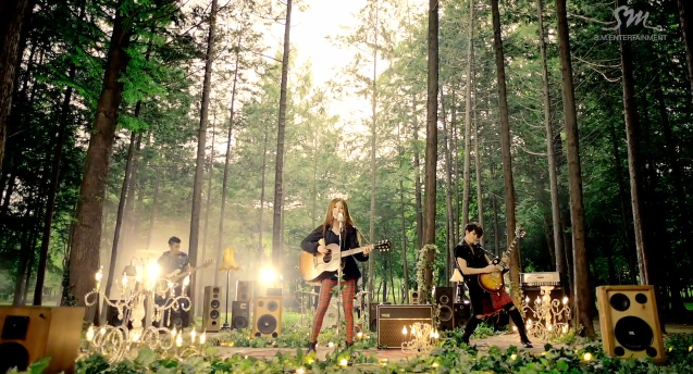 "J-Min Releases Band Ver. MV for ""Stand Up"""