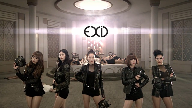 "EXID Releases MV for New Digital Single ""Every Night"""
