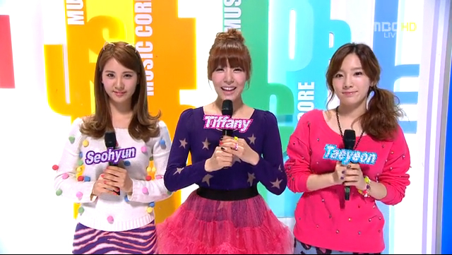 MBC Music Core Performances 10.06.12