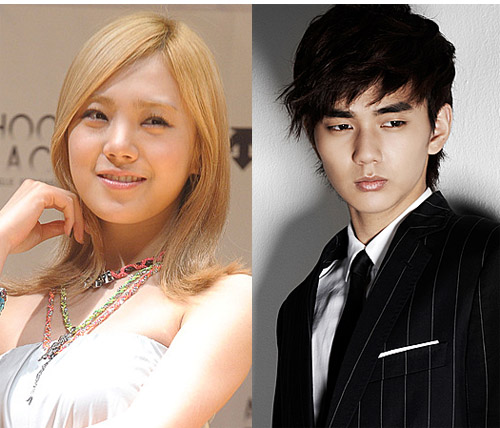 "Orange Caramel's Lizzy: ""Yoo Seung Ho and I Kept Meeting Eyes Before My Debut"""
