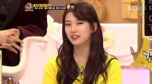 miss A's Suzy Picks Lee Dong Wook as Her New Ideal Man