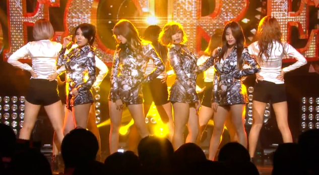 "Secret Has Their Goodbye Stage for ""Poison"" on Music Core"