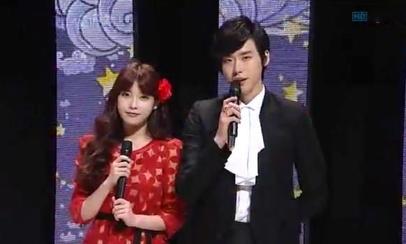 SBS Inkigayo 10.14.12