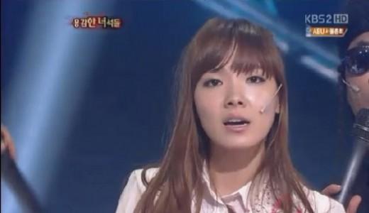 "Comedian Shin Bo Ra Disses ""Super Star K4"""