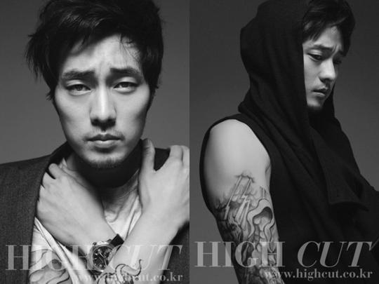 """So Ji Sub Reveals Meanings Behind His Tattoos: """"It's The 'Baddest' Thing I've Ever Done"""""""
