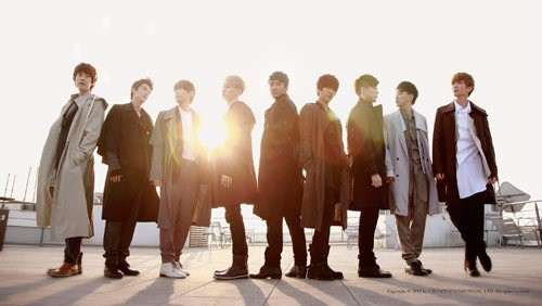 Super Junior's Paris Photo Book Release Date Announced