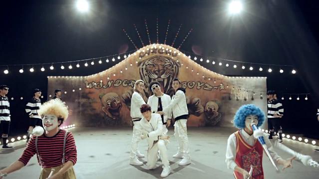 "Wonder Boyz Reveal Their Debut MV ""Open The Door"""