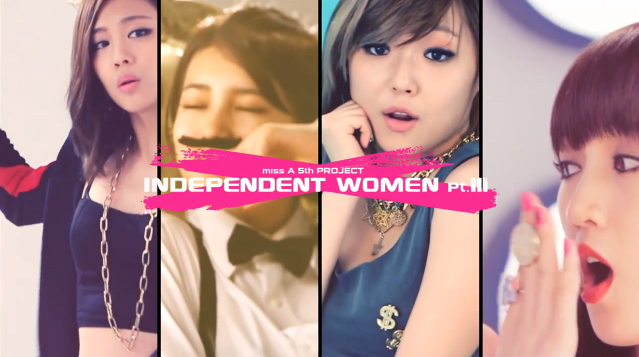 """miss A Releases Making Of Video for """"I Don't Need A Man"""""""