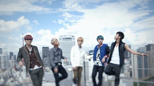 """MYNAME Releases MV for New Japanese Single """"What's Up"""""""