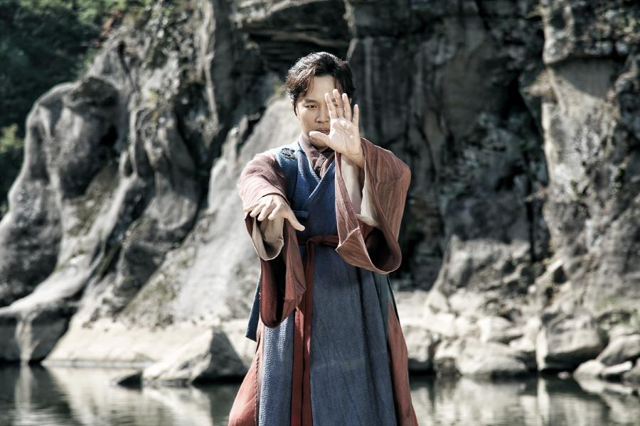 "First Stills of Cha Tae Hyun For Upcoming Drama ""Jeon Woo Chi"""
