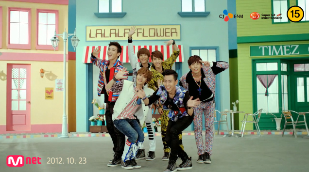 "New Boy Group TimeZ Releases Debut MV ""Hurray for Idols"""